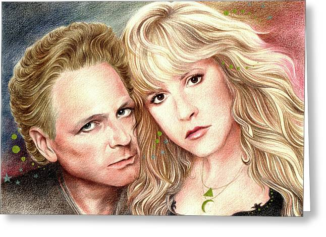 Buckingham Nicks Greeting Card