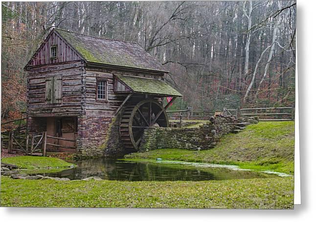 Bucks County - Cuttalossa Mill  Greeting Card