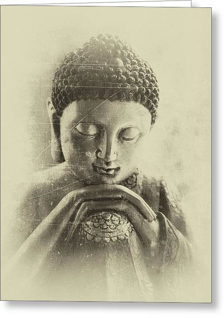 Buddha Dream Greeting Card