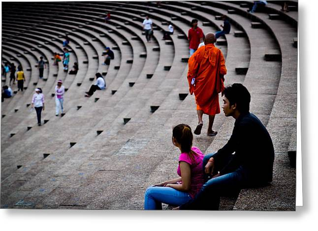 Buddhist Greeting Card