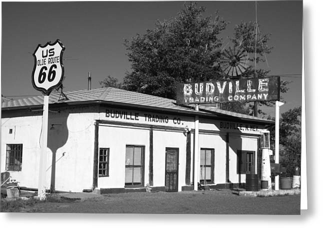 Budville Trading Co. Greeting Card