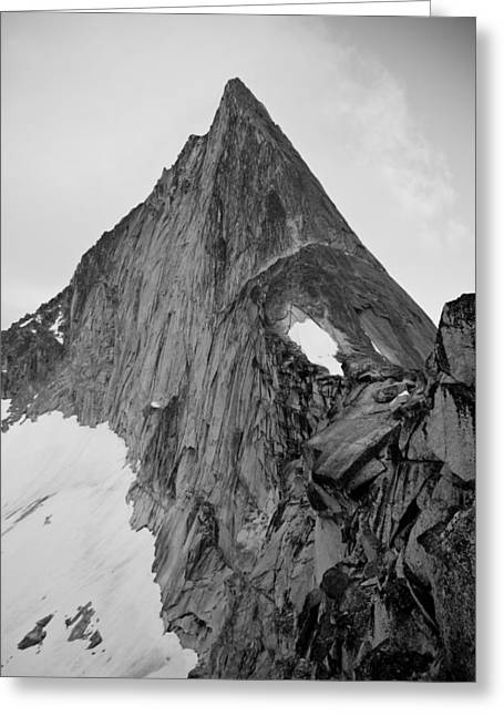 Bugaboo Spire Greeting Card