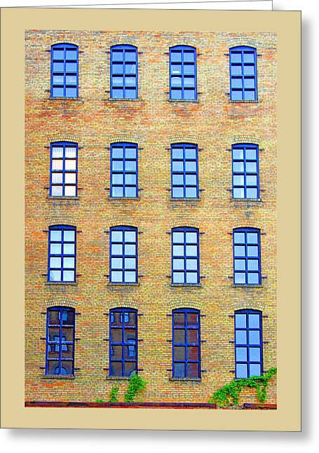 Building Windows Greeting Card