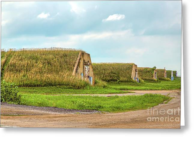 Bunkers Greeting Card