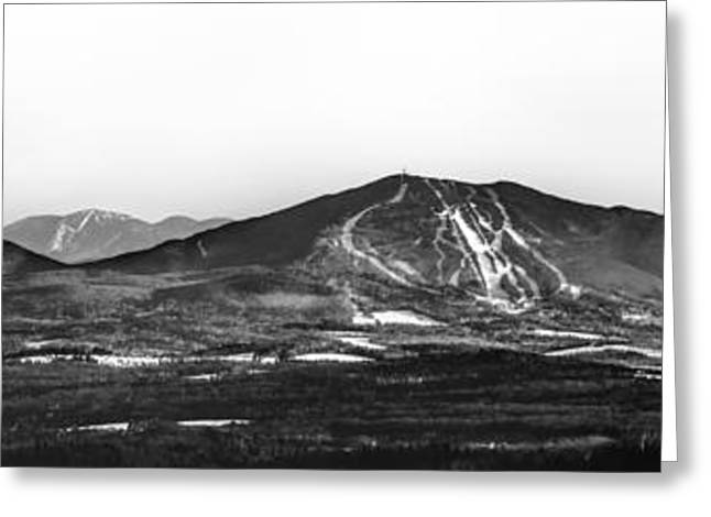 Burke And Cannon Wide Panoramic Greeting Card