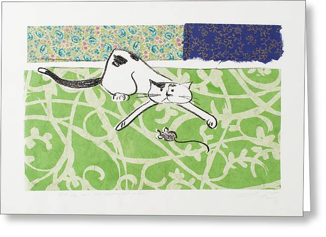 But We Were Just Starting To Have Fun Greeting Card