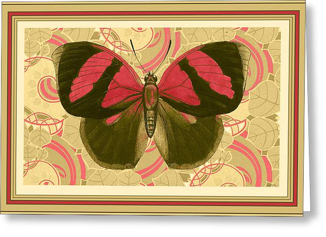 Butterfly 26 Greeting Card by Robert Todd