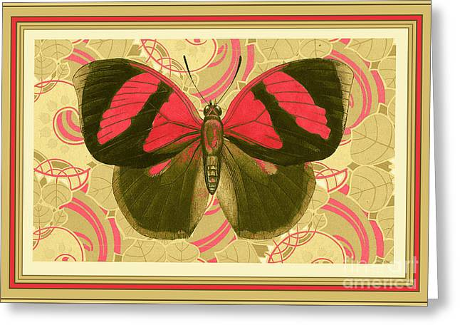 Butterfly 27 Greeting Card by Robert Todd
