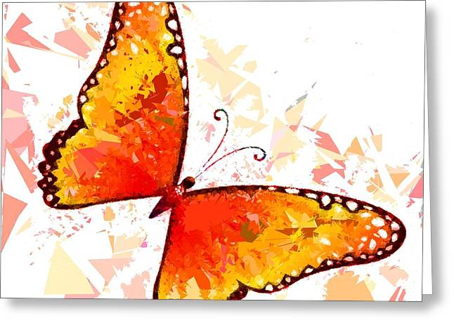 Butterfly 319 Greeting Card by Movie Poster Prints