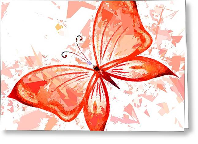 Butterfly 324 Greeting Card by Movie Poster Prints