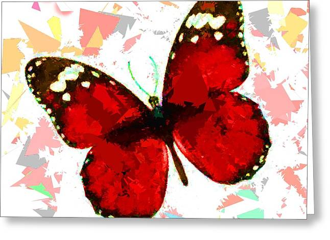 Butterfly 325 Greeting Card by Movie Poster Prints