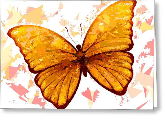 Butterfly 327 Greeting Card by Movie Poster Prints