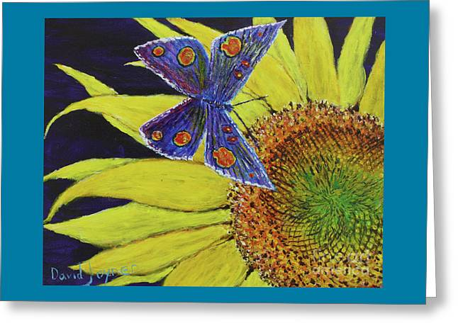 Butterfly Haven Greeting Card