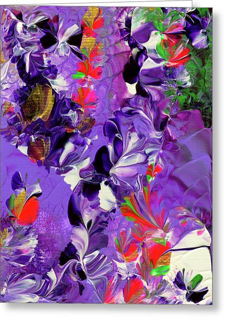 Butterfly Island Treasures Greeting Card