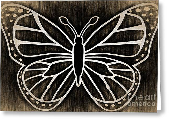 Butterfly Wisdom Greeting Card