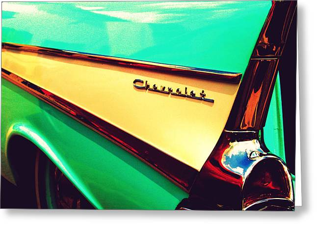 Buy Me A Chevrolet Greeting Card