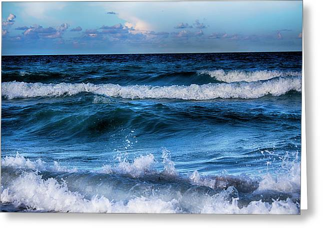 By The Sea Series 03 Greeting Card