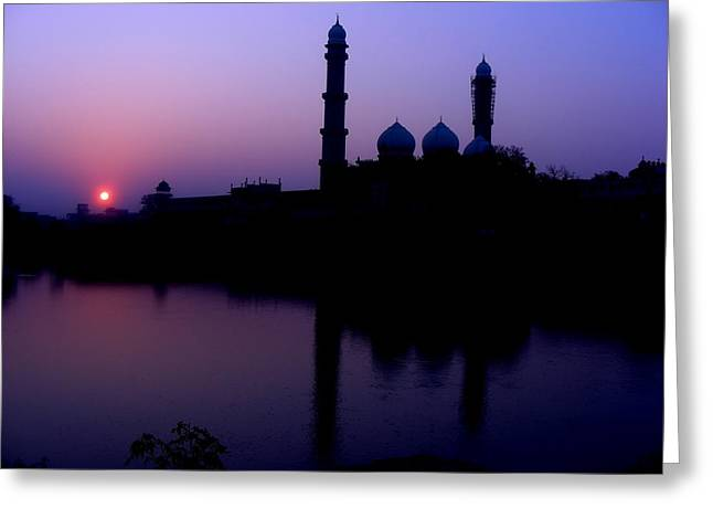 C Greeting Card by Mohammed Nasir