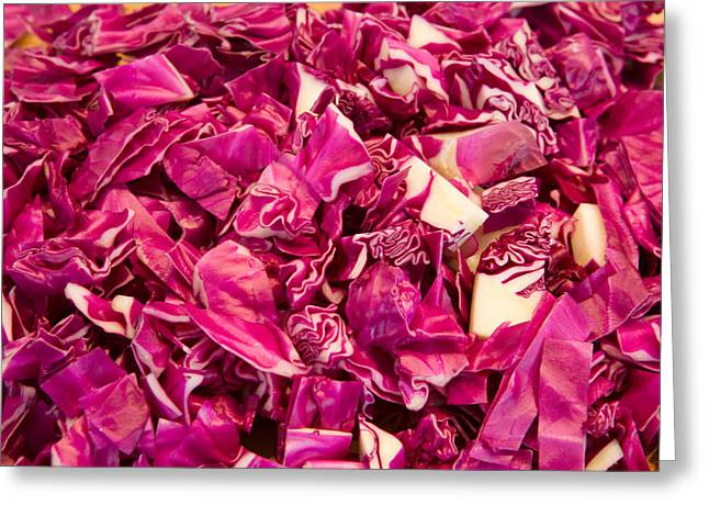 Cabbage 639 Greeting Card