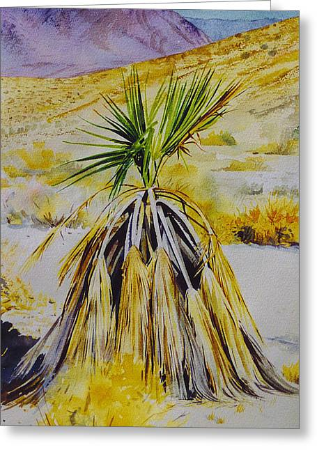 Cactus Skirt Greeting Card