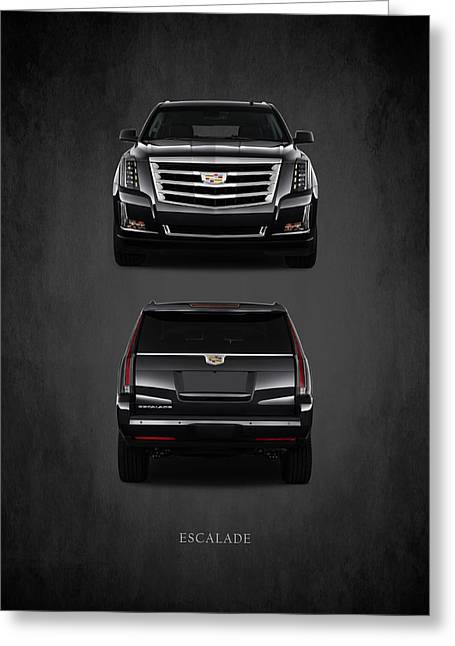 Cadillac Escalade Greeting Card