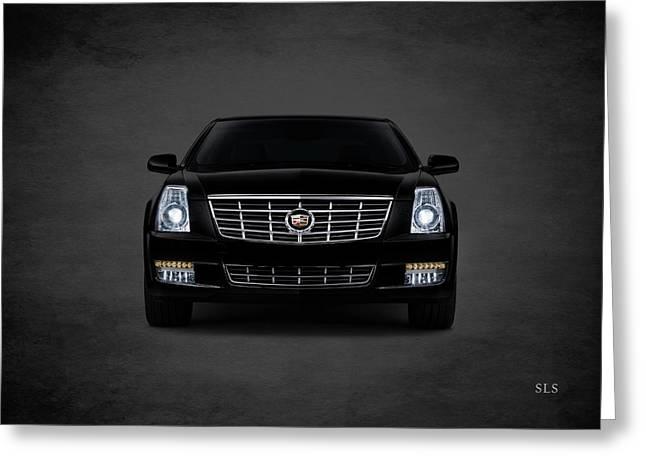 Cadillac Sls Greeting Card