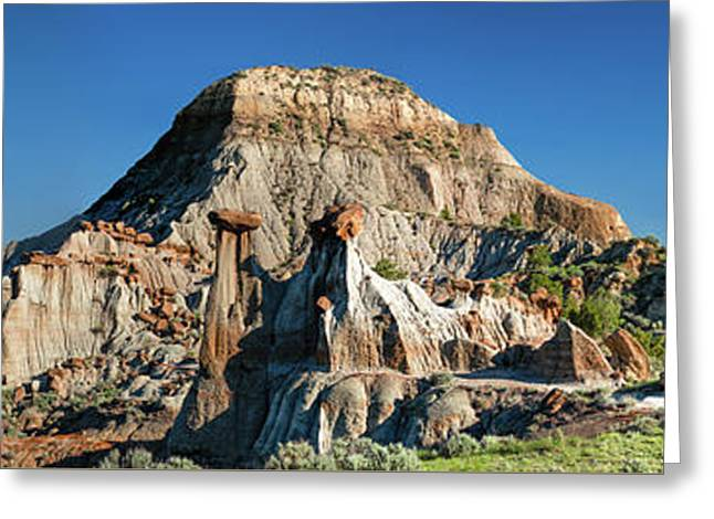 Cain's Coulee Overlook Greeting Card