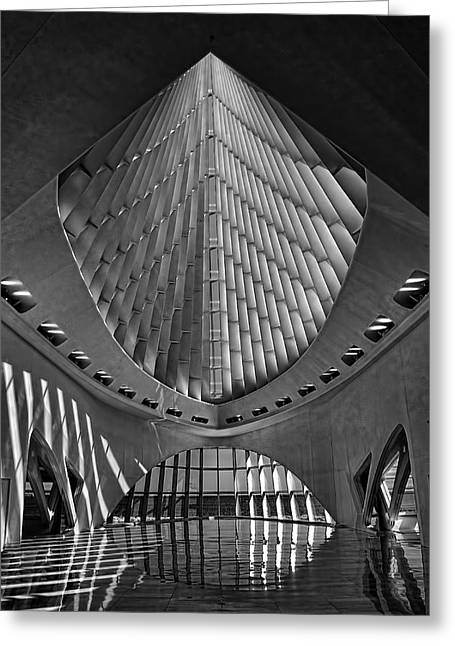 Calatrava 4 Greeting Card