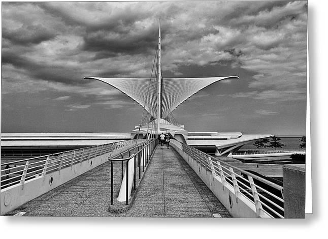 Calatrava Wings Greeting Card