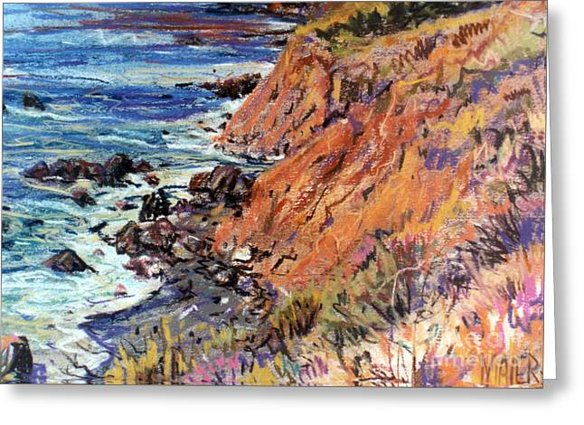 California Coast Greeting Card
