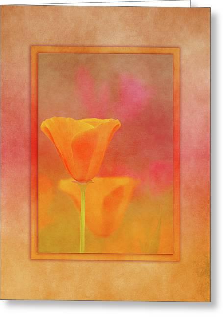 California Dream Greeting Card by Terry Davis
