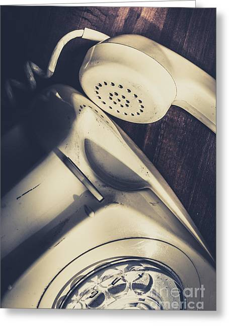 Call Of The Unheard Greeting Card by Jorgo Photography - Wall Art Gallery