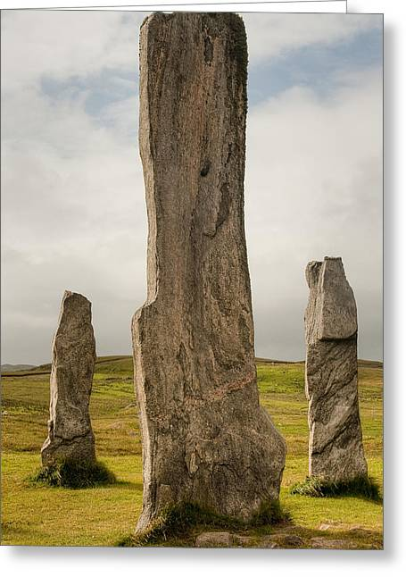 Callanish Standing Stones Greeting Card