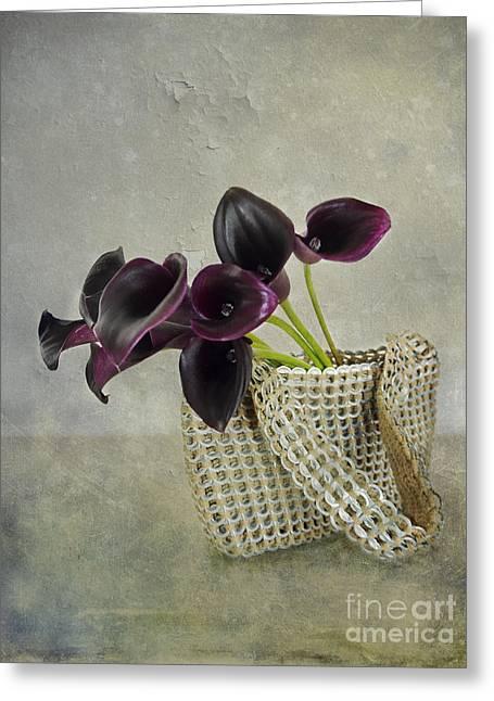 Calla's Bag Greeting Card