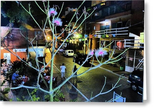 Calle Adelita Greeting Card
