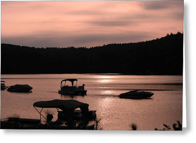 Www Greeting Cards Greeting Cards - Calm Morning Greeting Card by Michael Mooney