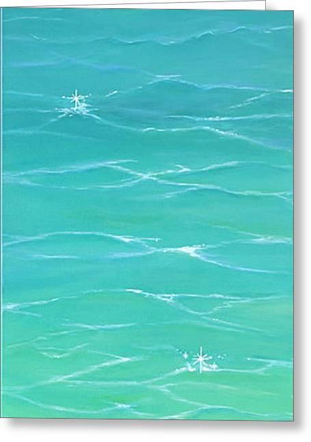 Calm Reflections II Greeting Card