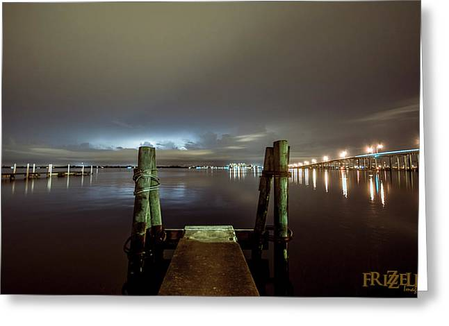 Caloosahatchee Nights Greeting Card