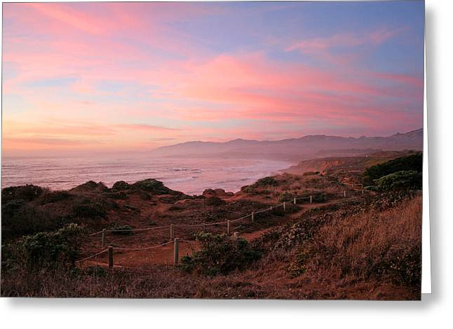 Cambria Greeting Card by Michael Rock