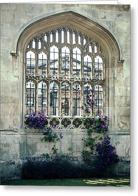 Cambridge Dreams Greeting Card