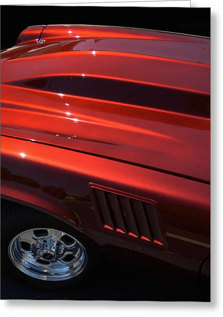 Camero Z-28  1979 Greeting Card by Don  Vella