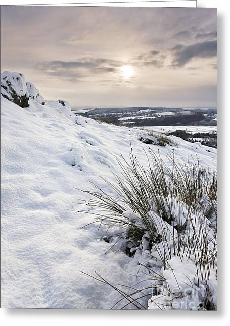 Campsie Fells 1 Greeting Card