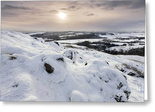 Campsie Fells 2 Greeting Card