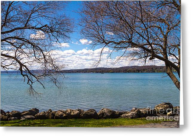 Canandaigua Greeting Card