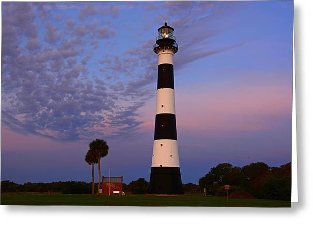 Canaveral Light Greeting Card