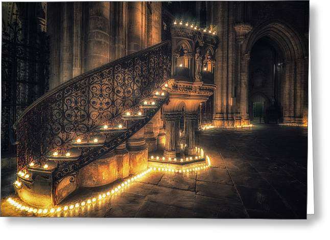 Candlemas - Pulpit Greeting Card