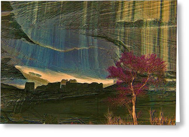 Canyon De Chelly Arizona Greeting Card by Jen White