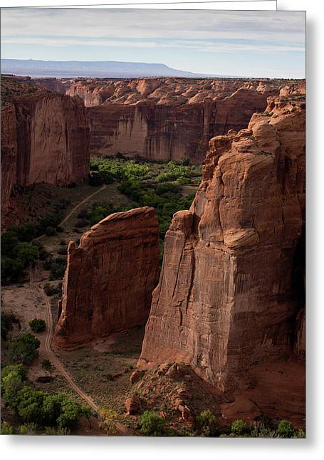 Canyon De Chelly II Color Greeting Card