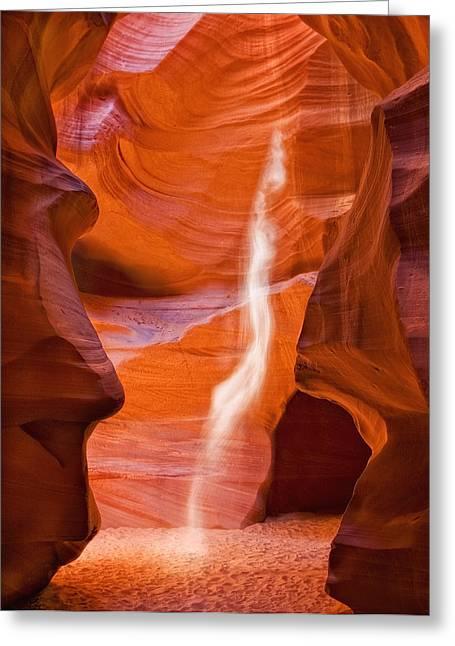 Canyon Spirit Greeting Card