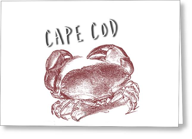 Cape Cod Tee Greeting Card